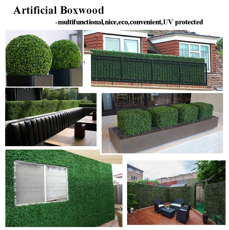 artificial-boxwood
