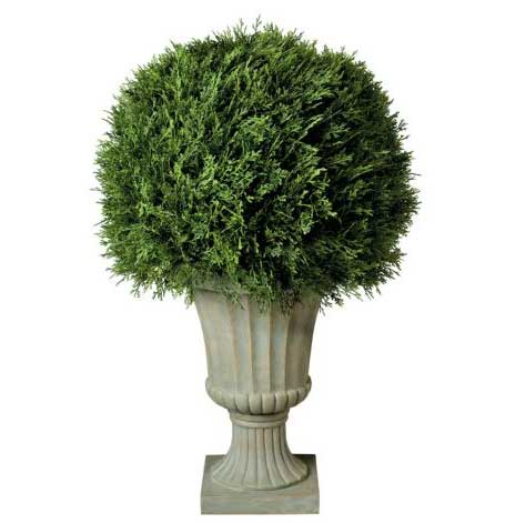 Artificial topiary ball is the quickest topiary ball, SUNWING do it!