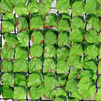 Artificial Leaves Fence G0602B002