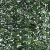 Artificial Leaves Fence G0602B003
