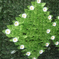 Artificial Leaves Fence G0602B018