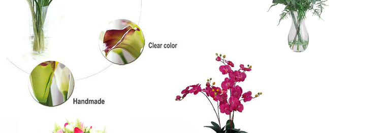 Artificial Flowers Manufacture